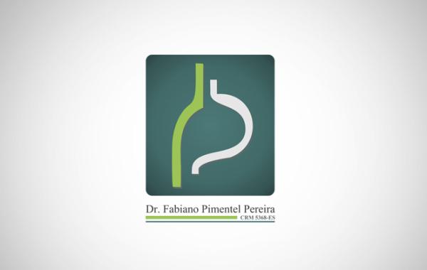 Logotipo Dr. Fabiano Pimentel