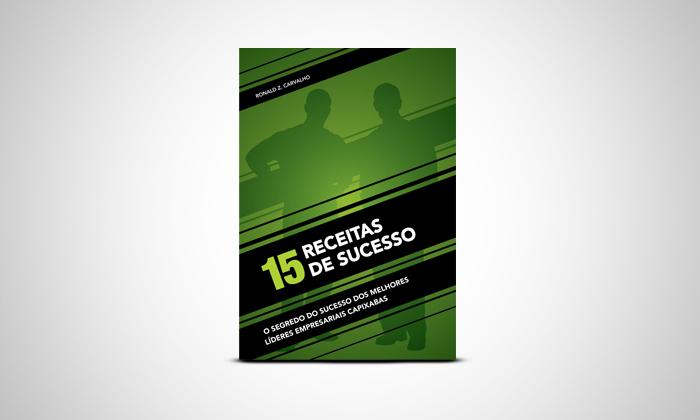 Livro – Receitas de Sucesso